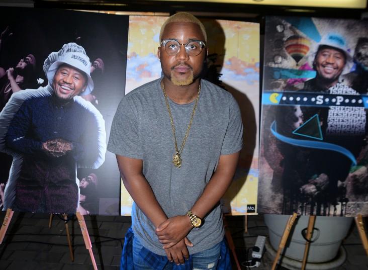 Rapper Cassper Nyovest. File picture: Refilwe Modise