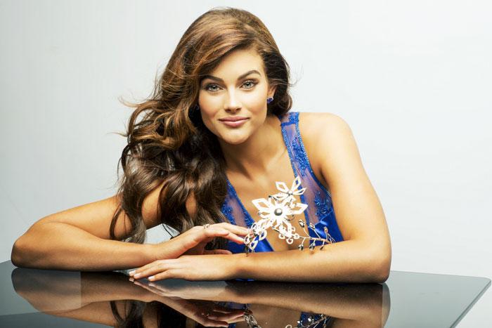Rolene Strauss, Miss World. Picture: Supplied.