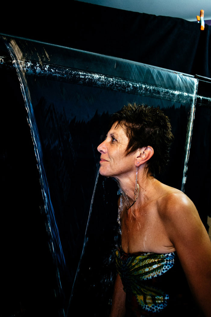 Described as one of South Africans heroines, she is the 'Queen of Rain., Jill Farrant. Picture: supplied.