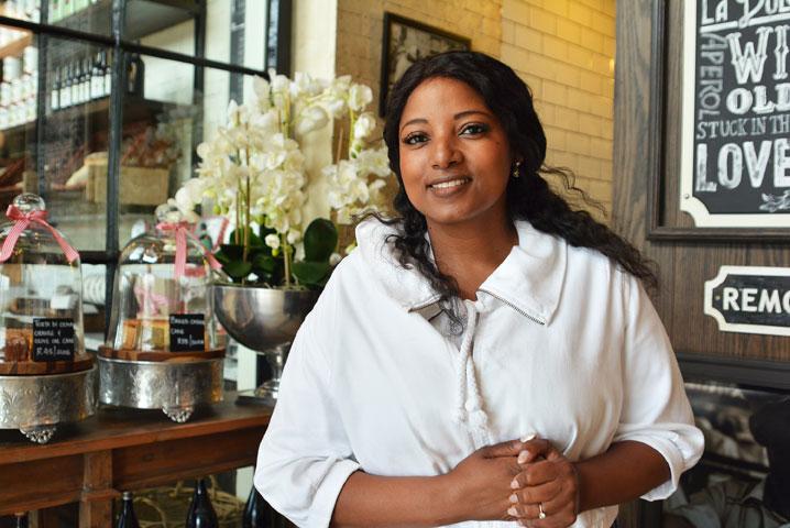 Criselda Dudumashe reflects on living with HIV