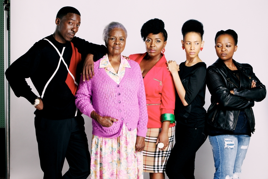 'Generations: The Legacy' family