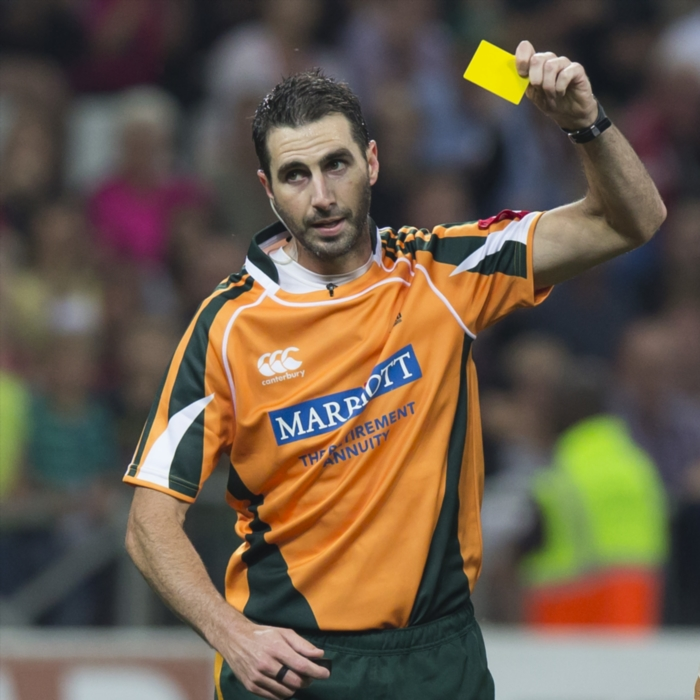 FILE PICTURE: Craig Joubert (Referee). (Photo by Manus van Dyk/Gallo Images)