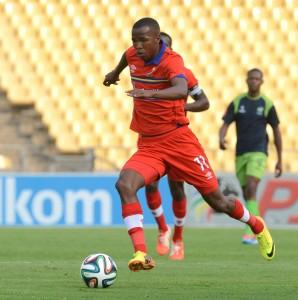 Absa Premiership: Platinum Stars v University of Pretoria