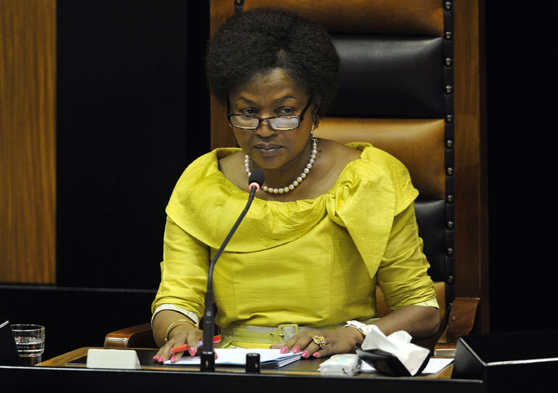 Oppositions lose bid to remove Mbete from office