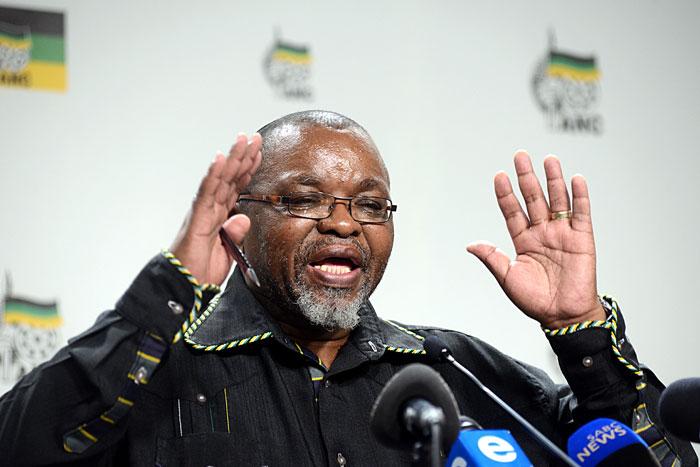 Mantashe 'was warned' about KZN chaos