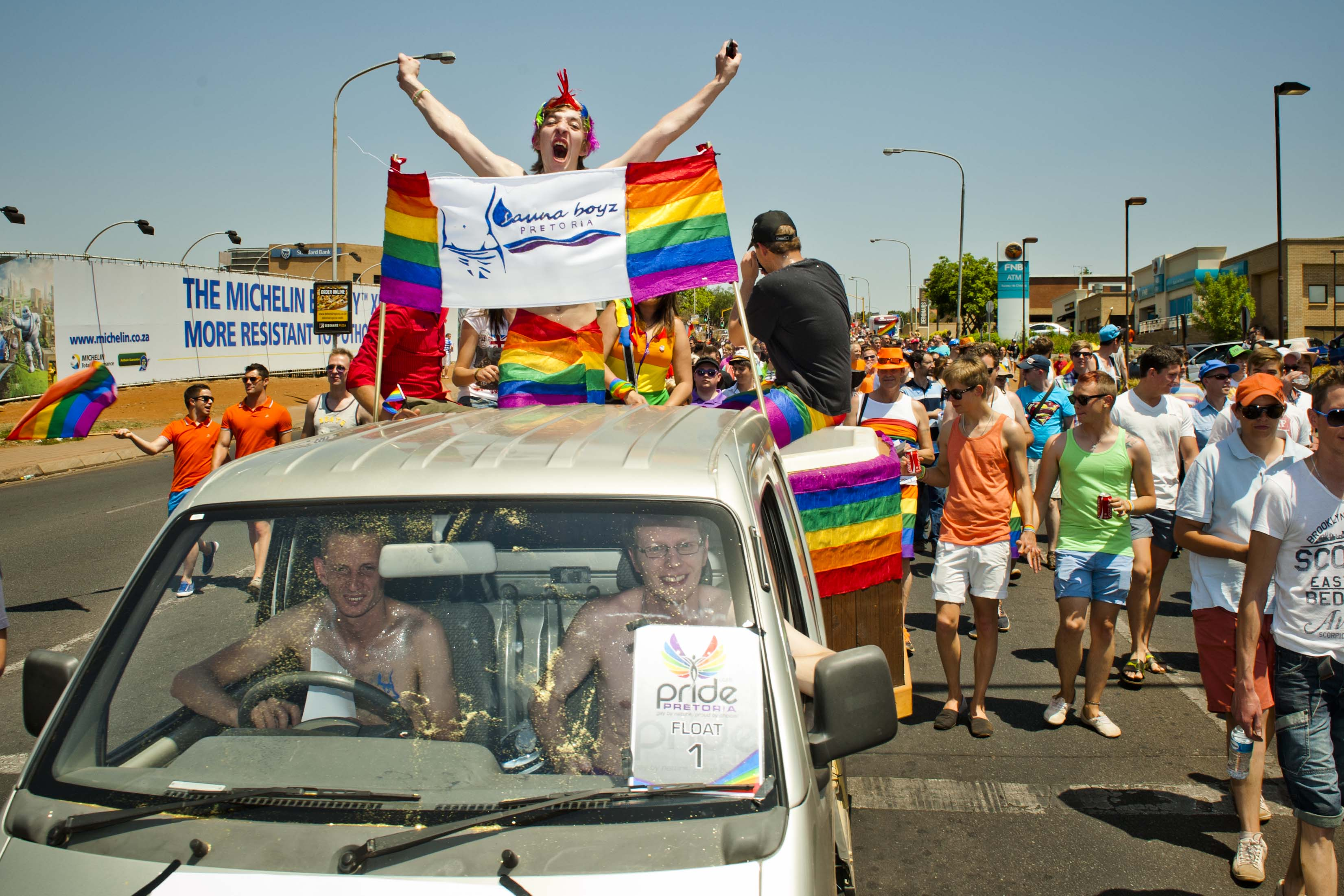 gay pretoria south africa