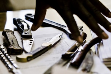 KZN businesswoman hijacked with knives