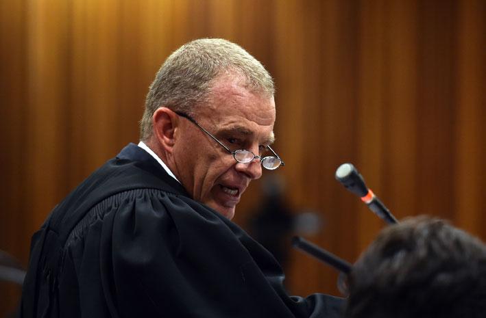 Nel shoots down Pistorius' bid to appeal