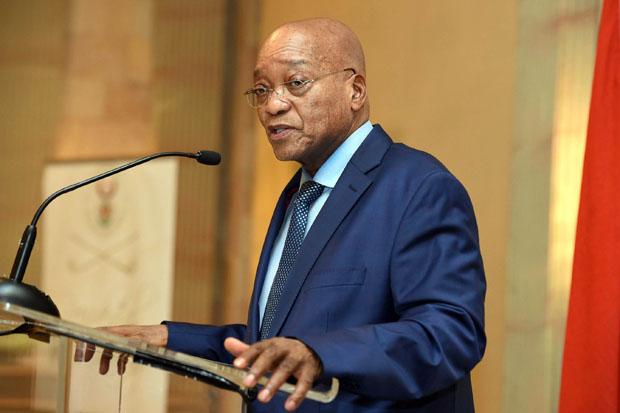 FILE PIC: President Jacob Zuma. (Photo: DoC)