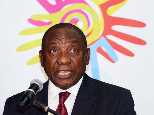 Ramaphosa tells blessers: 'Hands off young women!'