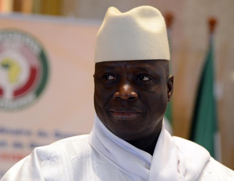 Yahya Jammeh of Gambia