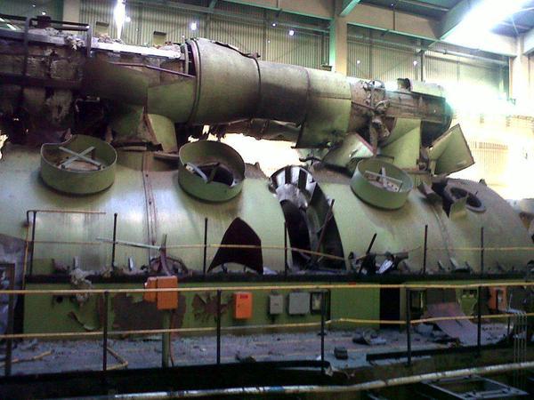 Eskom`s Duhva Power Station. Picture: Twitter.