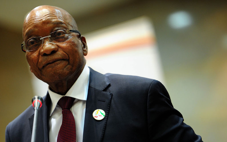 FILE PICTURE: President Jacob Zuma. (Photo by Gallo Images / Foto24 / Mary-Ann Palmer)