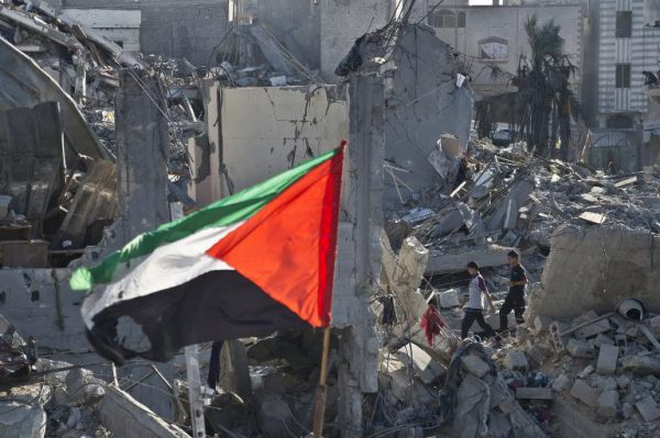 AFP/File / Roberto Schmidt<br />The Palestinian Authority estimates that 135 countries have now recognised Palestine as a state