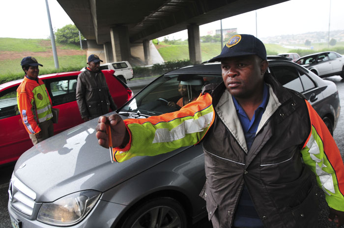 Stepped up traffic law enforcement for Youth Day