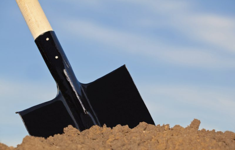 Man in court after beating girlfriend with spade in front of her children