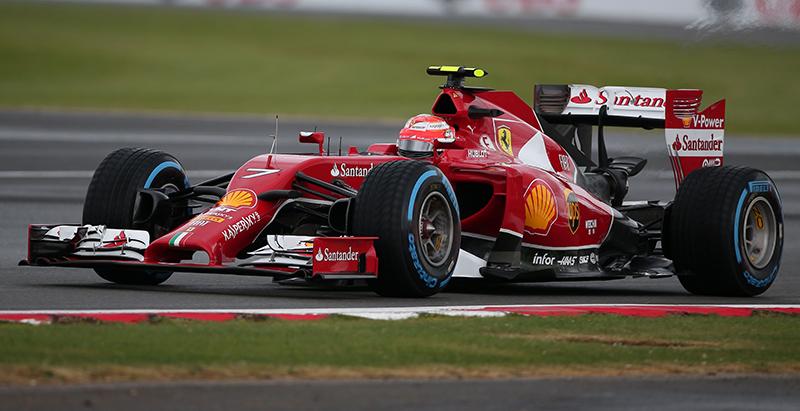 Formula One on the block
