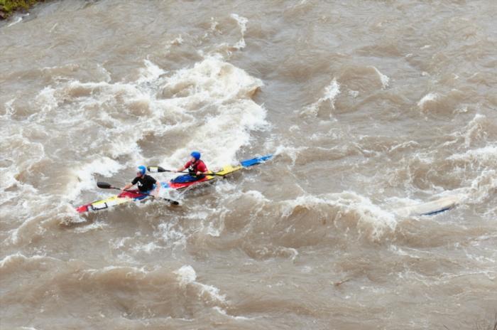 Canoe stock image. Image courtesy of Stock.xchng