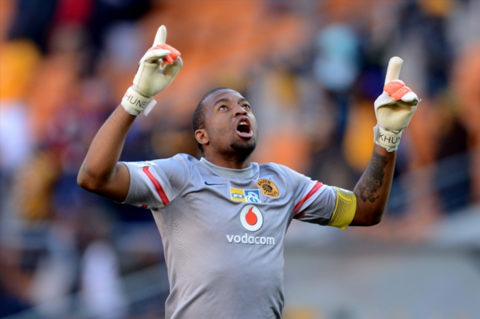 FILE PICTURE: Itumeleng Khune of Kaizer Chiefs. (Photo by Lefty Shivambu/Gallo Images)