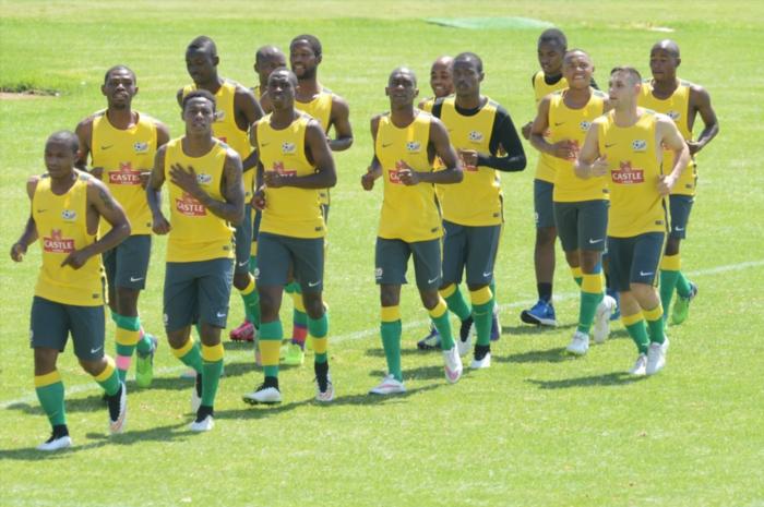 Bafana Bafana miss flight