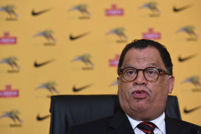 FILE PICTURE: SAFA president Danny Jordaan. Picture: Refilwe Modise
