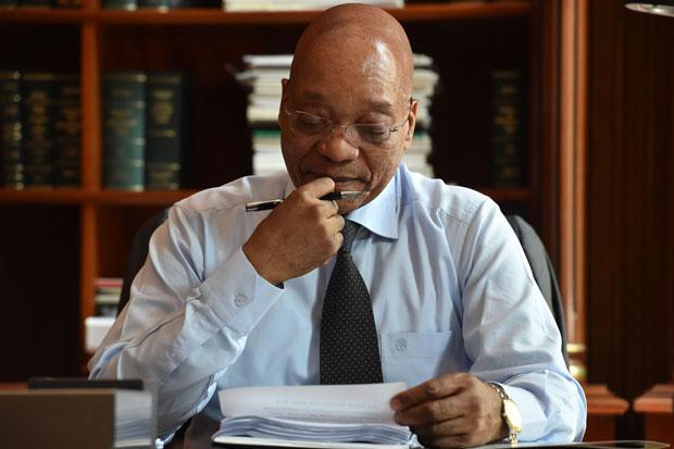 FILE PICTURE: President Jacob Zuma. (Photo: DOC)