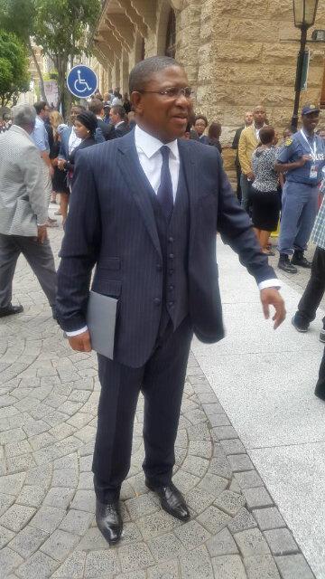 Fikile Mbalula