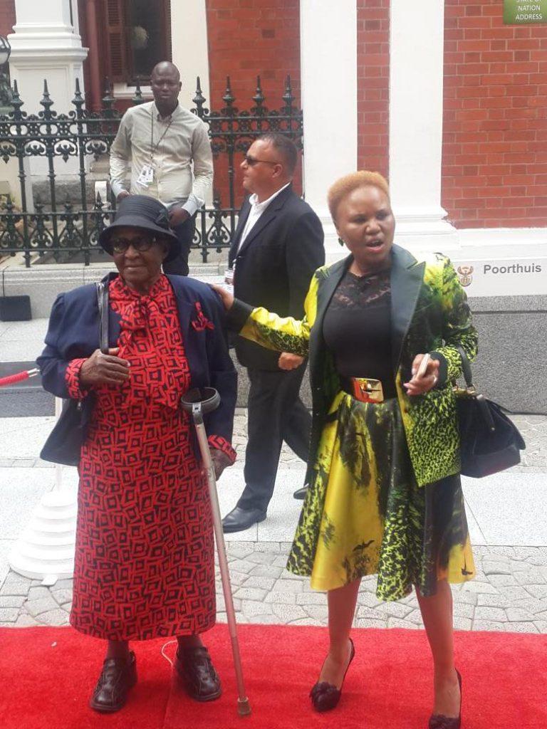 Small Business Development Minister Lindiwe Zulu