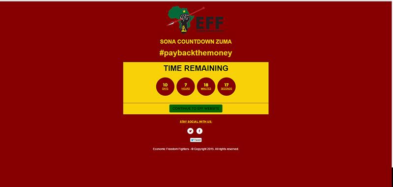 Picture: EFF website