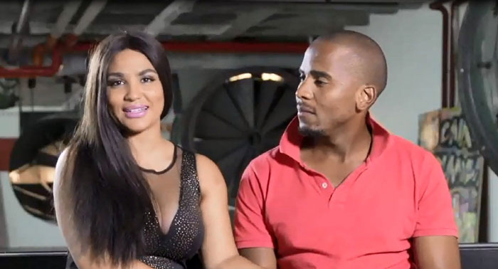 Mandla and Lexi will be starring in a new reality show. Picture: Supplied.