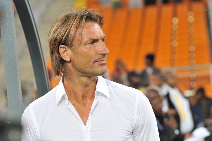 Coach Herve Renard. Photo by Lefty Shivambu / Gallo Images