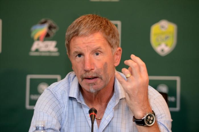 Stuart Baxter, coach of Kaizer Chiefs . (Photo by Lee Warren/Gallo Images)