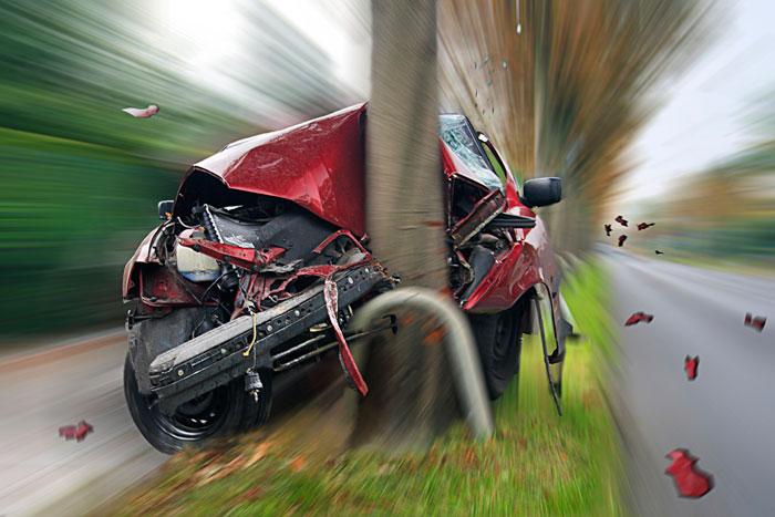 Two killed, two injured in Durban car crash