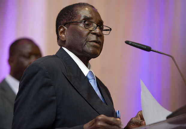 FILE PICTURE: SADC Chairperson and President of Zimbabwe Robert Mugabe. (Photo: DoC)