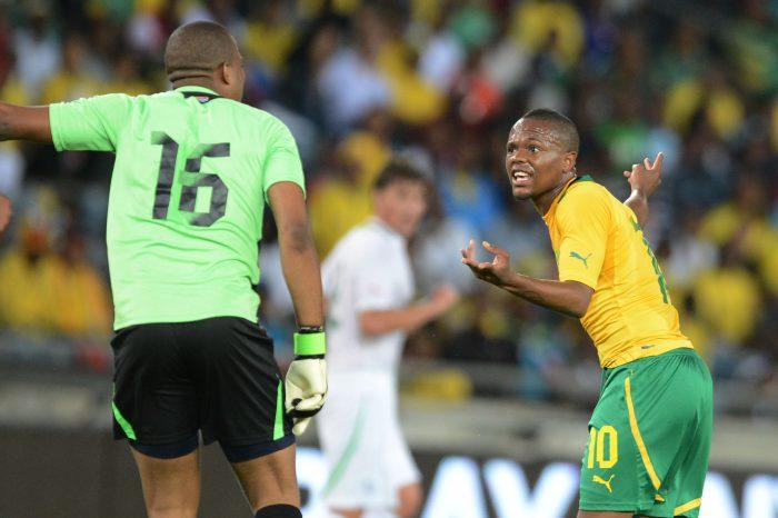 Khune explains his role in Serero's Bafana return