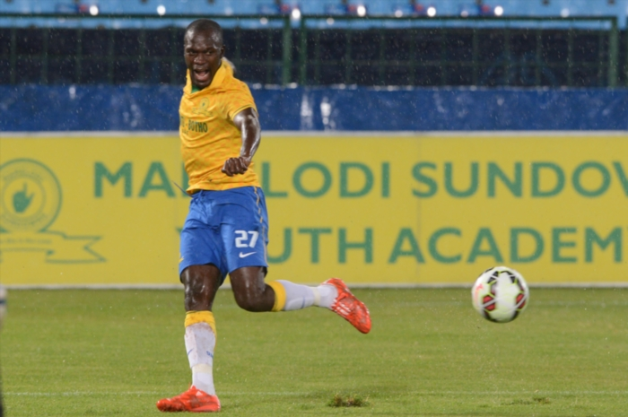 FILE PICTURE: Cuthbert Malajila of Mamelodi Sundowns. (Photo by Lee Warren/Gallo Images)