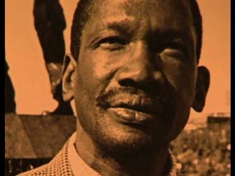Robert Sobukwe. Picture:  Screenshot from a Journeyman Pictures documentary on Robert Sobukwe