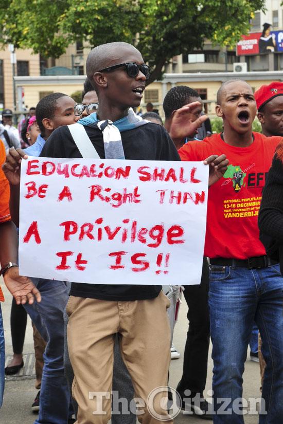 Sporadic violence reported in PE education saga