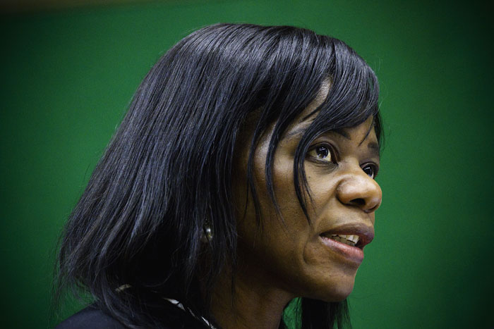 FILE PICTURE: Public Protector Thuli Madonsela. (Photo by Gallo Images / The Times / Daniel Born)