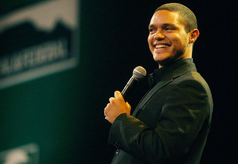 AFP/File / <br />Trevor Noah (pictured), a 31-year-old South African comedian, largely unknown in the United States, was named by Comedy Central television as the successor to long-serving