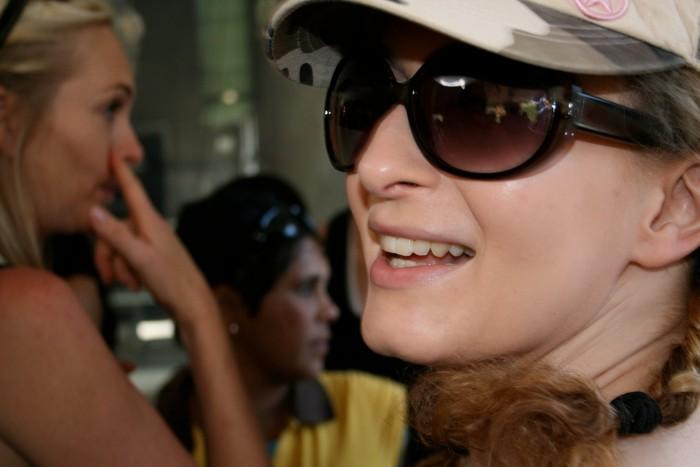 The Citizen's Lifestyle Editor, Michelle Loewenstein. Image credit: Daniel Parker