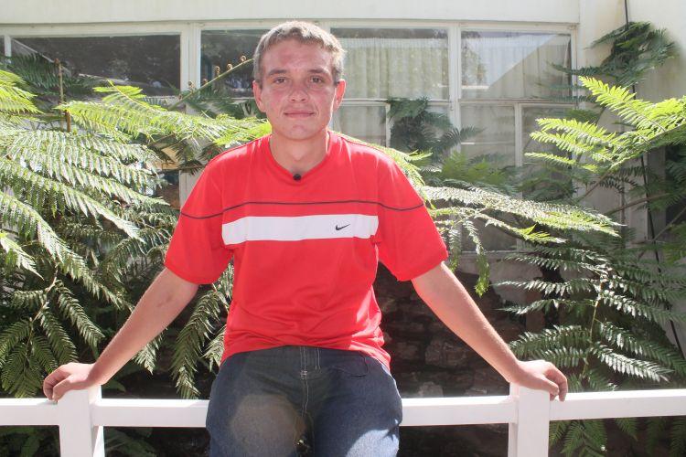 Deon Dekker is pictured. Pic: Krugersdorp News