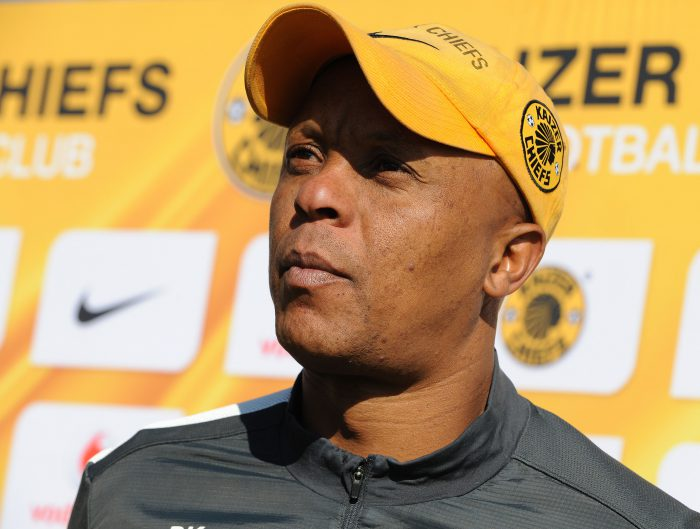 Kaizer Chiefs legend Doctor Khumalo (Photo by Duif du Toit/Gallo Images)