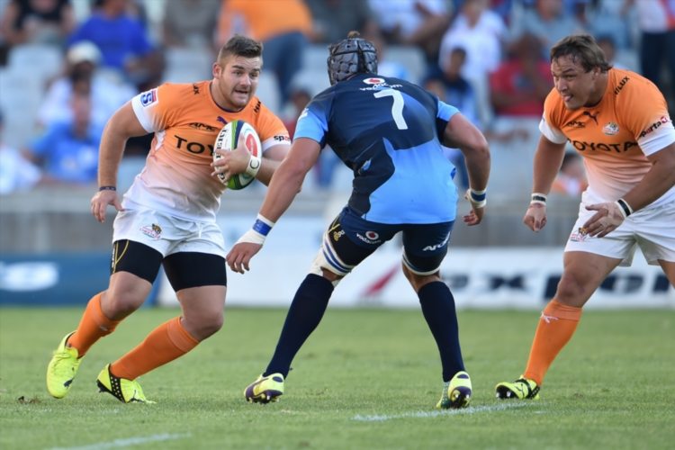 FILE PICTURE: Danie Mienie of the Cheetahs during the Super Rugby match between Toyota Cheetahs and Vodacom Bulls at Free State Stadium on March 07, 2015 in Bloemfontein, South Africa. (Photo by Johan Pretorius/Gallo Images)