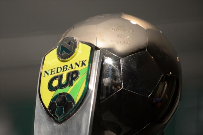 Nedbank Cup final draw.