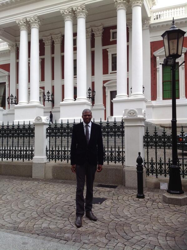 Zwakele Mncwango. Pic: Twitter