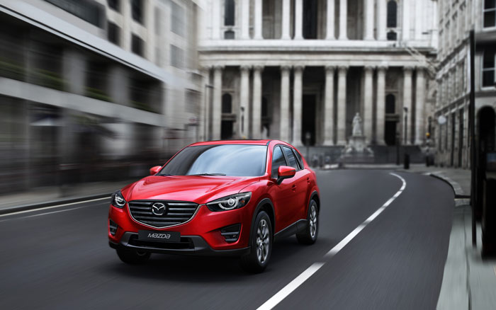 Mazda CX-5 has improved functionality and refined design. Picture: Supplied