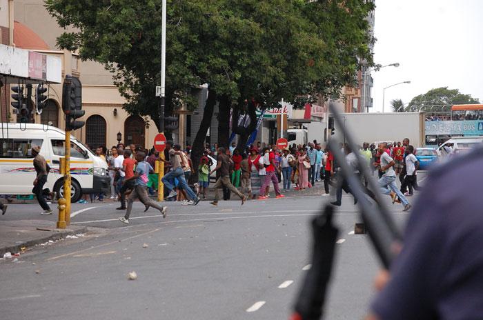 Durban, KZN. Picture: Phumlani Thabethe