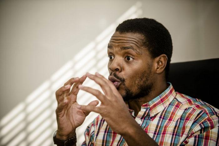 ANCYL's Mcebo Dlamini: We call for Zuma's head
