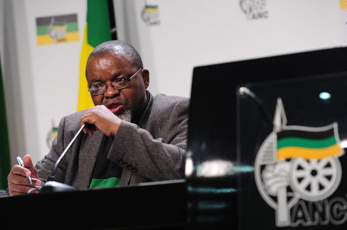 Secretary General of the African National Congress Gwede. File Picture: Nigel Sibanda